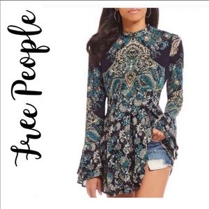 Free People Lady Luck tunic dress